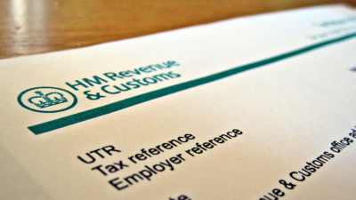 UTR (Self-Employed Registration)